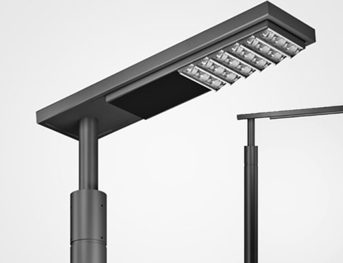 PA – Street lighting fixture