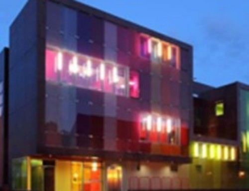 Effects on correlated color temperature by using luminescent solar concentrators integrated in the building envelope.