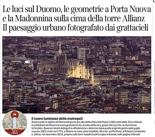 Una nuova luce per il Duomo